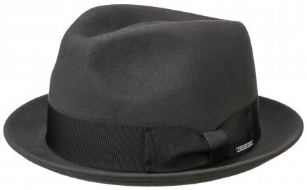 Chapeaux - Stetson Colby Wool/Cashmere (gris)