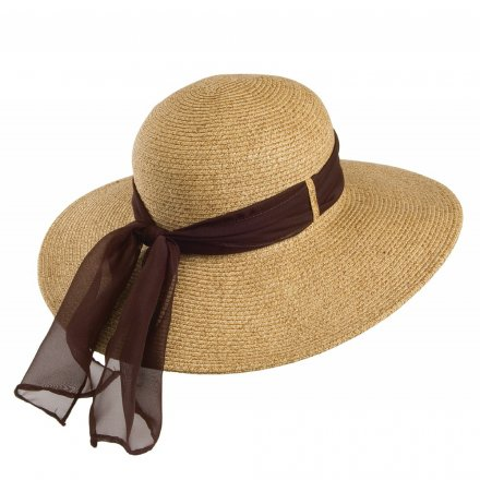Chapeaux - Beachside Sun Hat (marron clair)