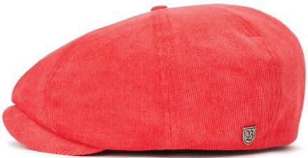 Casquette gavroche/irlandaise - Brixton Brood (rouge)
