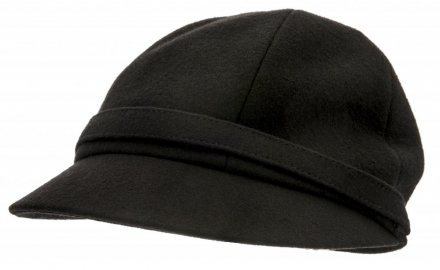 Casquettes - CTH Ericson Helena Wool (noir)