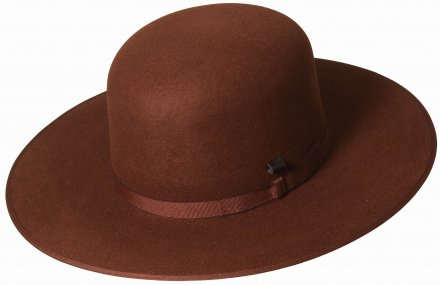 Chapeaux - Art Comes First Madhatter (marron)