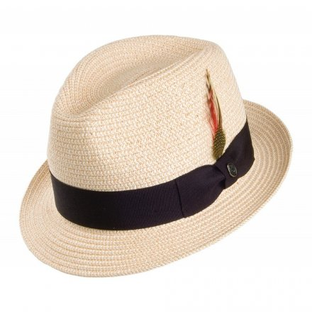 Chapeaux - Toyo Braided Trilby (nature)