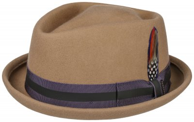 Chapeaux - Stetson Ecron Diamond Crown (beige)