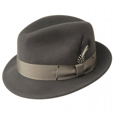 Chapeaux - Bailey Tino (gris)