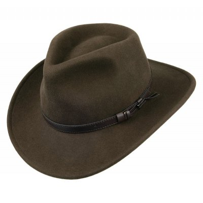 Chapeaux - Crushable Outback (olive)