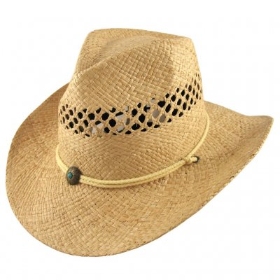 Chapeaux - Maggie May Cowboy Hat (nature)