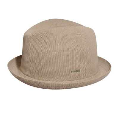 chapeaux kangol tropic player beige chapeaux pour homme. Black Bedroom Furniture Sets. Home Design Ideas